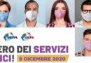 Il Pubblico è salute, sanità e sicurezza per tutti: sciopero il 9 dicembre, il presidio regionale ad Ancona