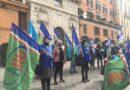 I lavoratori dell'agricoltura dimenticati da Conte e da Draghi in piazza ad Ancona e Ascoli
