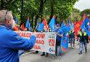 Vertenza Elica, lavoratori in sciopero