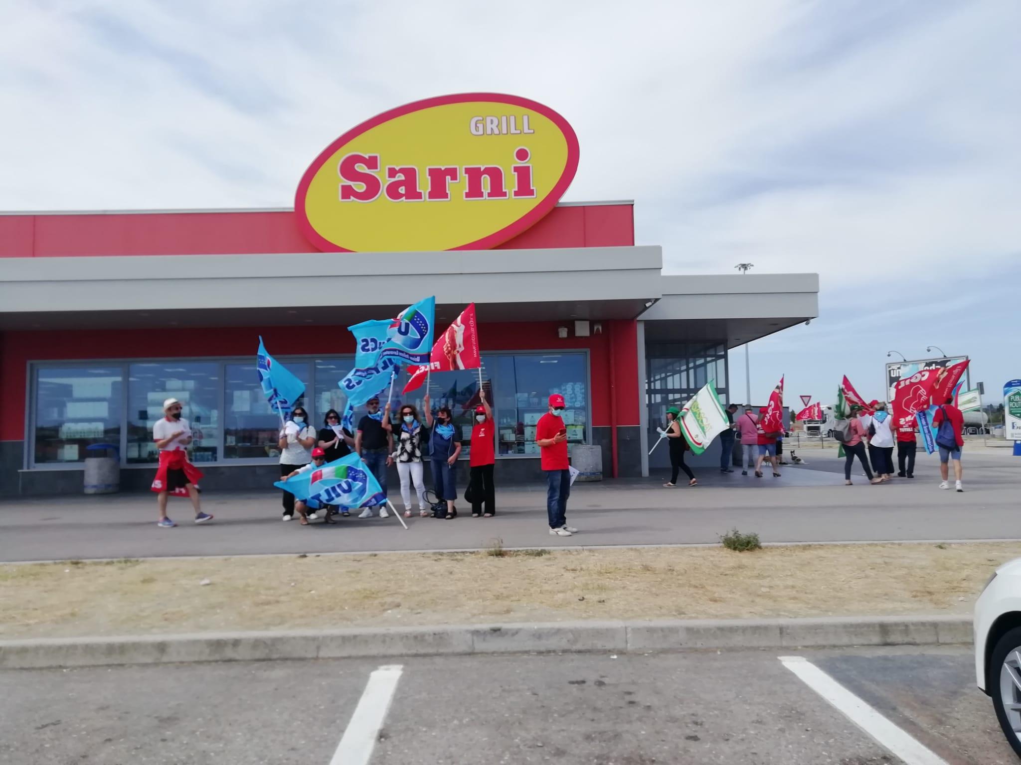 Ferie non riconosciute, sciopero al Sarni